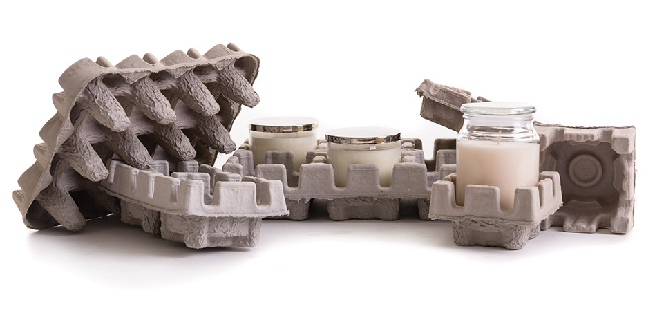 Traditional Pulp Moulded Solutions