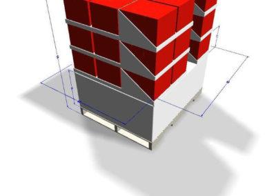Retail Display - Rendering