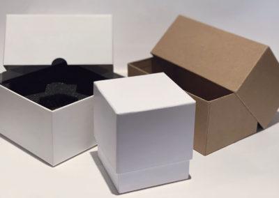 Set up boxes