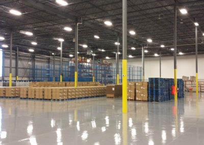 Third Party Warehousing & Co-Packing Solutions